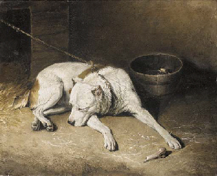 Attributed to Sir Edwin Landseer, R.A. (1802-1873)