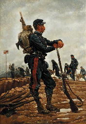 Alphonse Marie de Neuville (1835-1885)