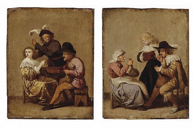 Pieter Jansz. Quast (Amsterdam 1605/06-1647)