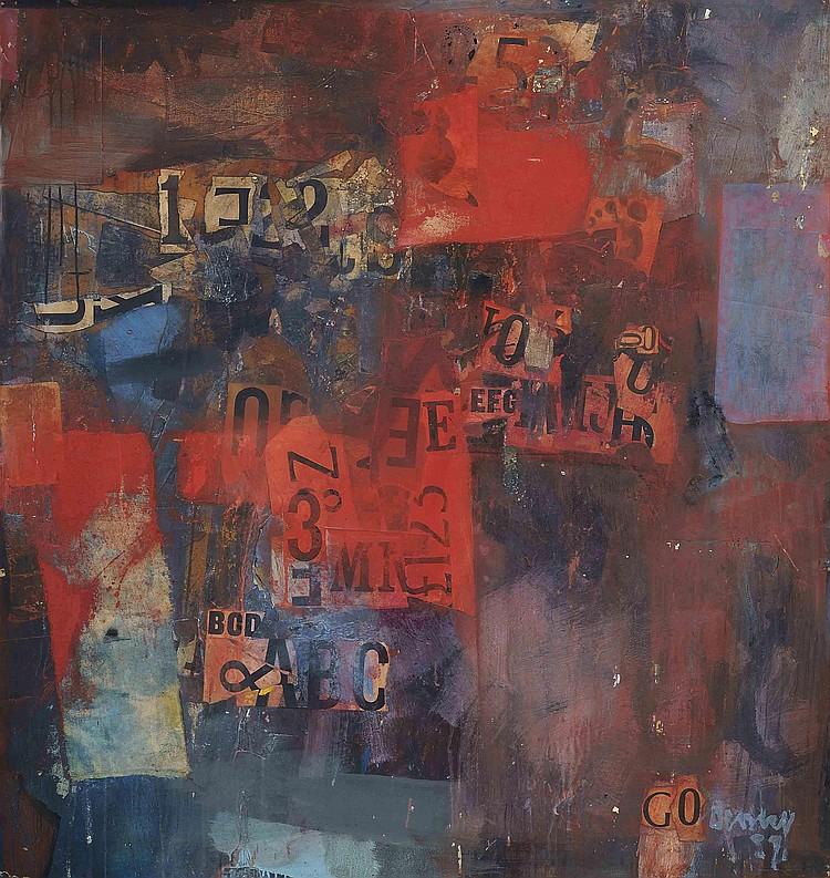 Robyn Denny (b. 1930)