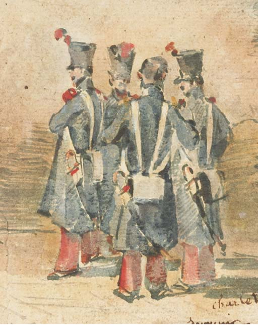 Nicolas-Toussaint Charlet (1792-1845)