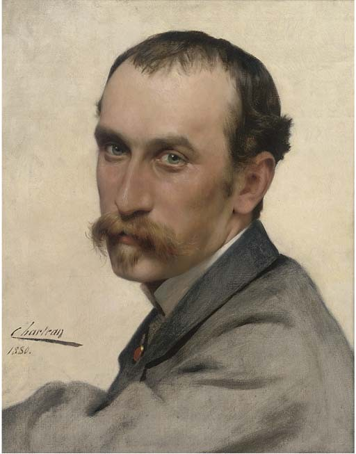 Théobald Chartran (French, 1849-1907)