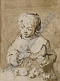 GERARD TERBORCH (ZWOLLE 1617-1681 DEVENTER) , Gerard Ter Borch, Click for value