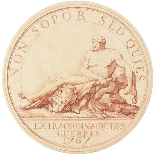 Attribué à Louis-Claude Vassé (1716-1772)