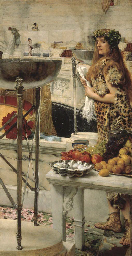 Sir Lawrence Alma-Tadema, R.A.(English, 1836-1912)