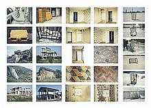 Furniture(i) Mattress - Athenes - 1993(ii) Wardrobe and Bed - London - 1992(iii) Three Piece Suit and Radiator - London - 1992(iv) Bath Tub - 1997Constructions(v) Quarry - Carrera - 1998(vi) (ix) Construction - Peloponnese - 1993(vii) Concrete