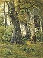 Theophile Emile Achille de Bock (Dutch, 1851-1904)