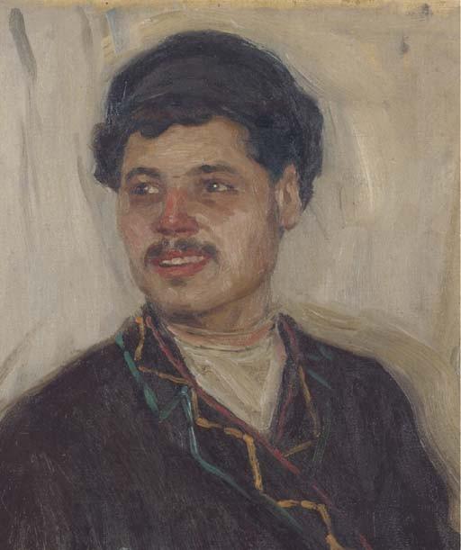 Vasilii Ivanovich Surikov (1848-1916)