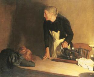 The Hon. John Collier (1850-1924)