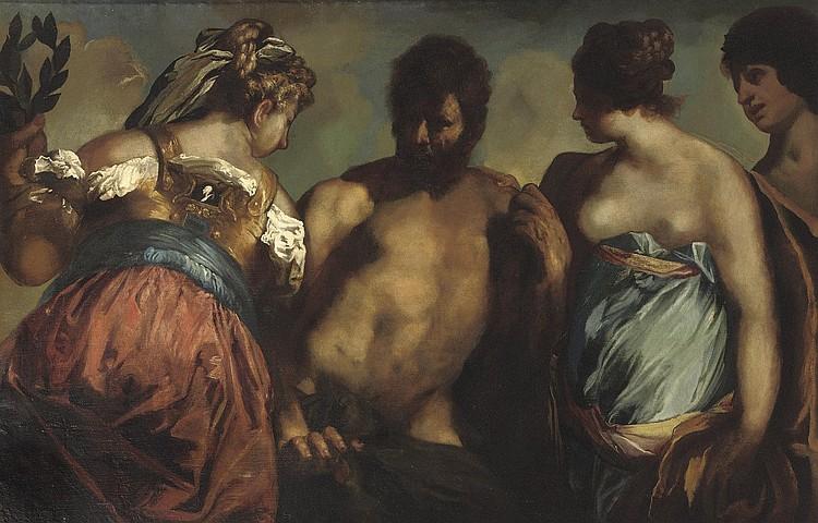Francesco Maffei (Vicenza 1600/20-1660 Padua)