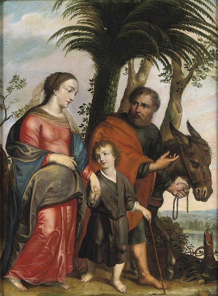 Manner of Carlo Saraceni (Venice c. 1580/5-1620)