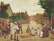 The young performers