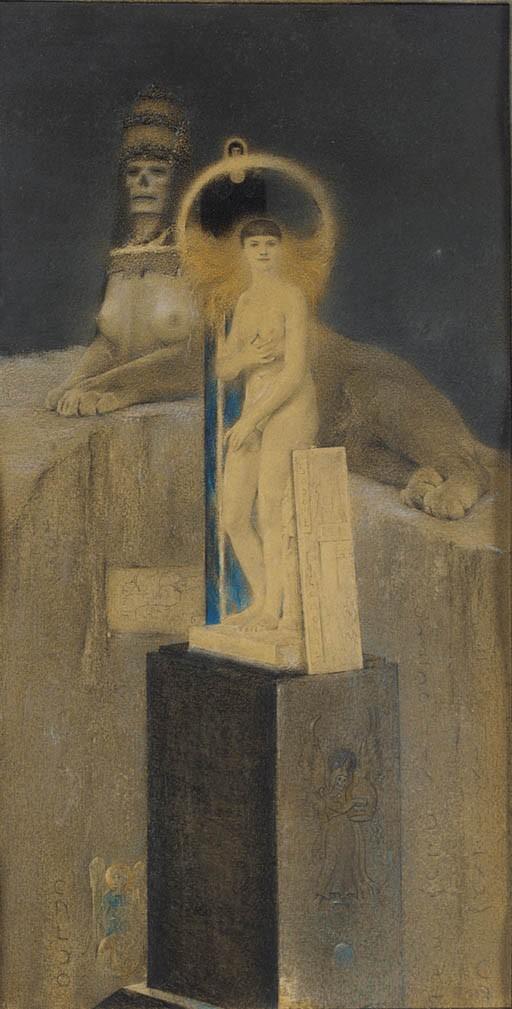 Fernand Khnopff (Belgian, 1858-1921)
