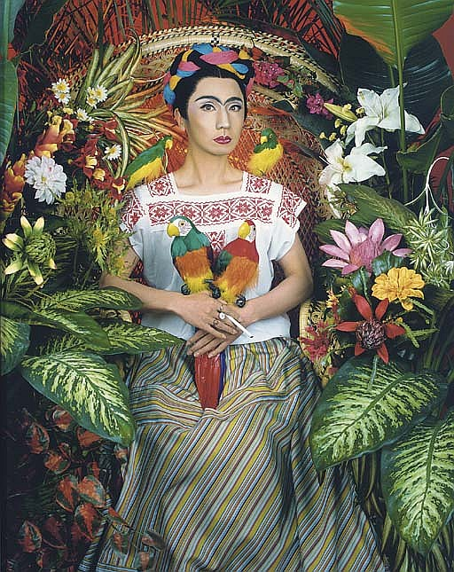 An Inner Dialogue with Frida Kahlo