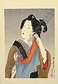 Kaburagi Kiyokata (1878-1973), Kiyokata Kaburagi, Click for value
