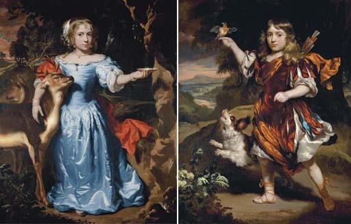 Nicolaes Maes (Dordrecht 1634-1693 Amsterdam)