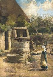 Walter Frederick Osborne, R.H.A. (1859-1903)