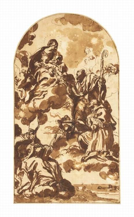 Carlo Maratta (Camerano 1625-1713 Rome)