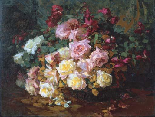 FRANZ A. BISCHOFF (1864-1929)