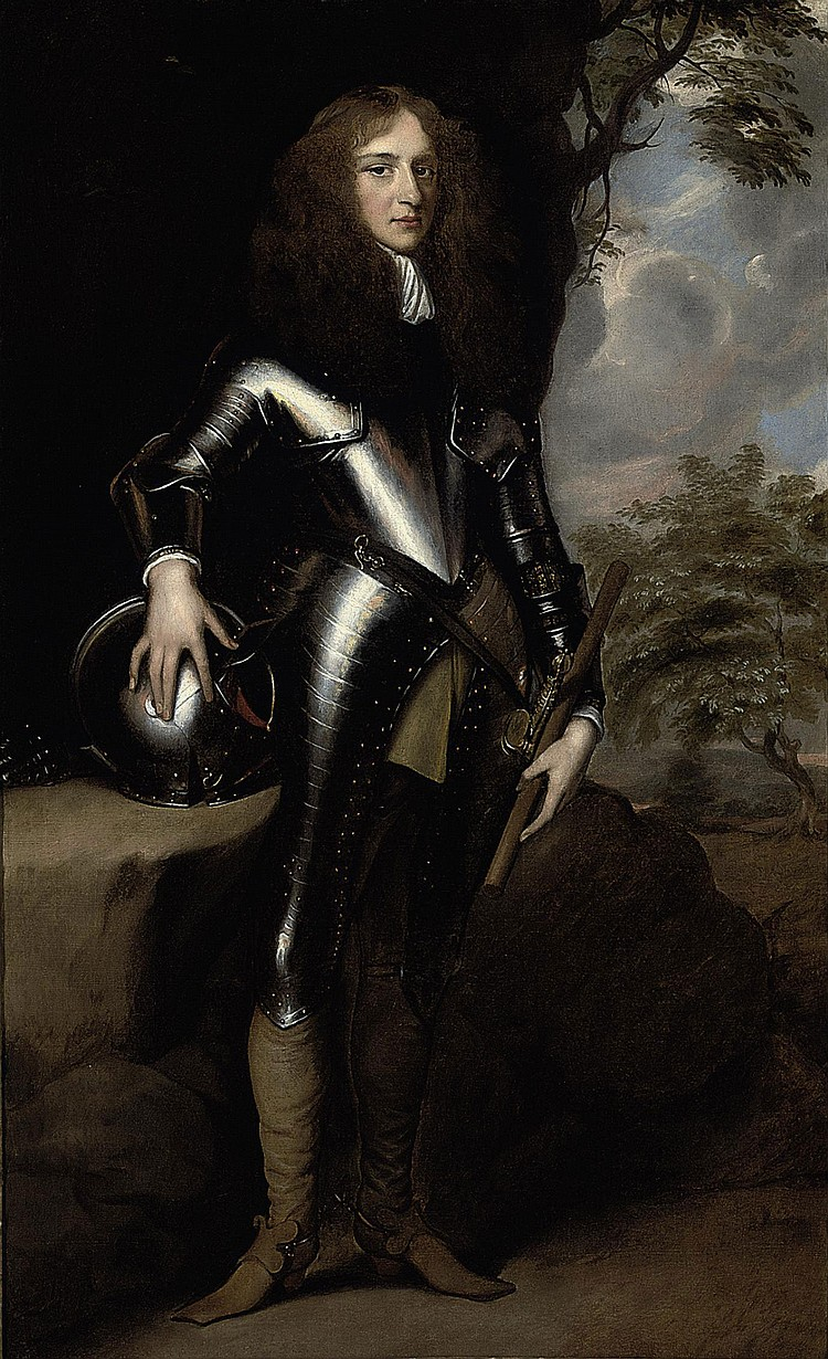 Attributed to Adriaen Hanneman (The Hague c. 1604-1671)