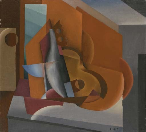 Fillia (Luigi Colombo, 1904-1936)