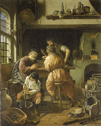 CORNELIS DE MAN (Delft 1621-1706)