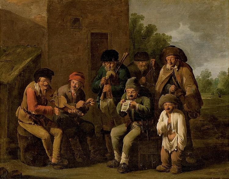 ANDRIES DIRKSZ BOTH (UTRECHT VERS 1608-VERS 1641 VENISE)