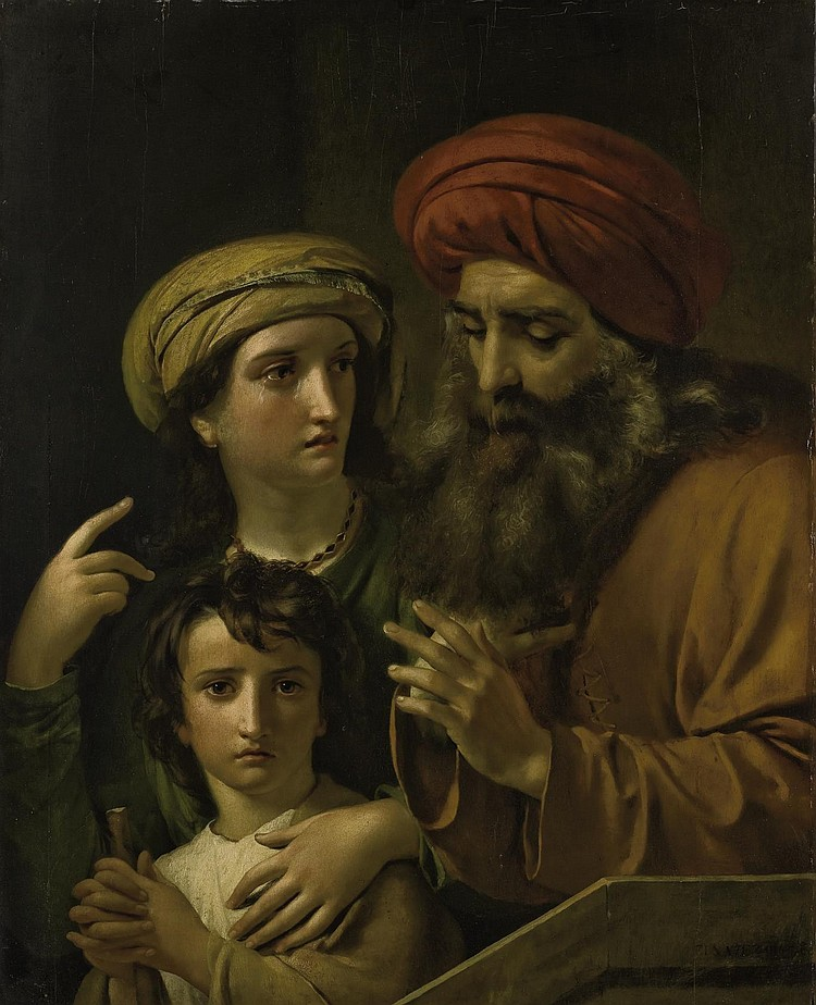 FRANCOIS JOSEPH NAVEZ (CHARLEROI 1787-1869 BRUXELLES)