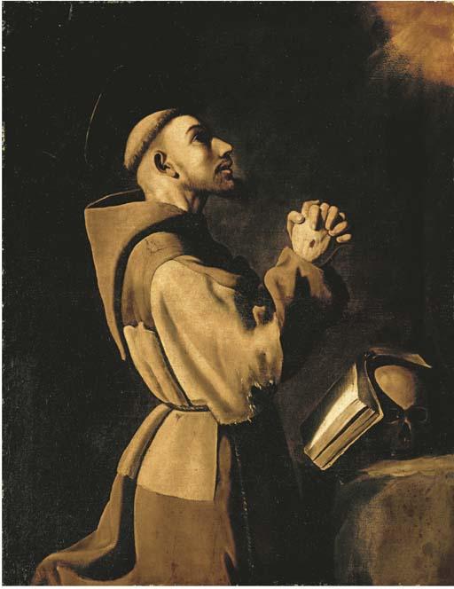 Francisco de Zurbarán (Fuente de Cantos, Badajoz 1598-1664 Madrid) and Studio