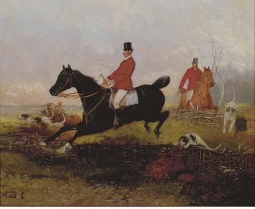 Hans (Johann) Haag (Austrian, 1841-1919)