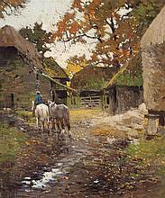 Frederick Hall (1860-1948)