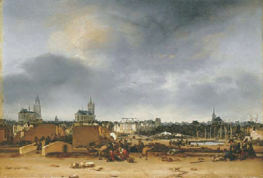 Egbert Lievensz. van der Poel (Delft 1621-1664 Rotterdam)