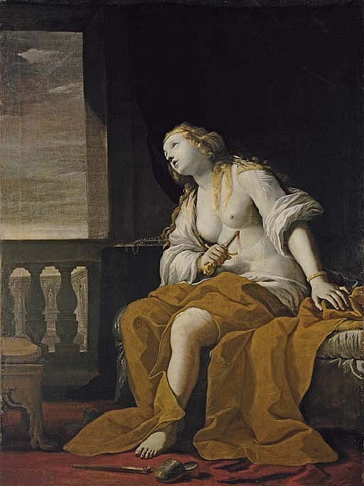 The Death of Lucretia