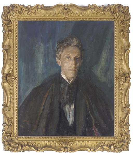 Ambrose McEvoy, A.R.A. (1878-1927)