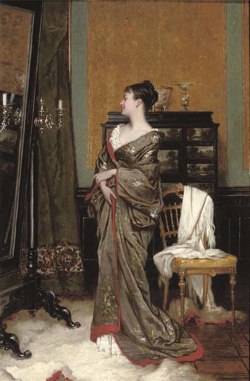Frans Verhas (Belgian, 1827-1897)