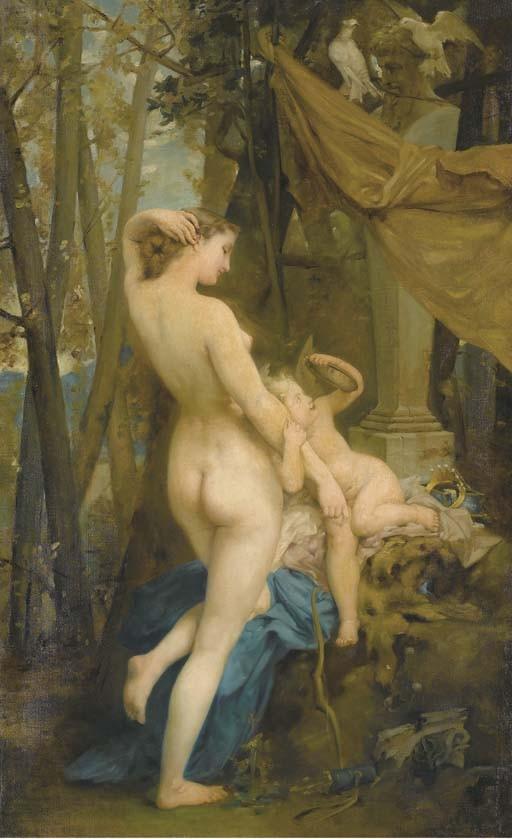 PAUL BAUDRY (LA ROCHE-SUR-YON 1828 - 1886 PARIS)