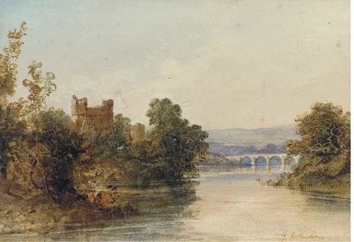 Edward Martindale Richardson, A.N.W.S. (1812-1869)