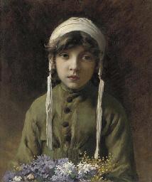 Charles Sprague Pearce (1851-1914)