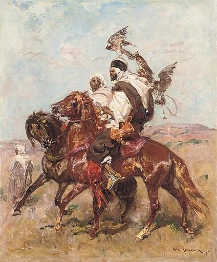 The falconers