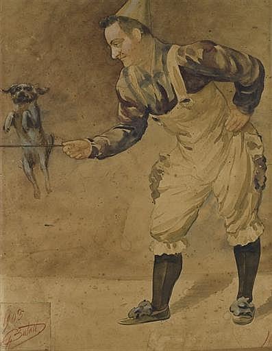 JEAN-EUGENE BULAND (1852-1927)