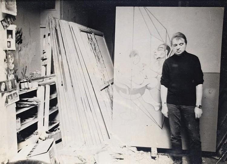 MICHAEL PERGOLANI (b.1946)