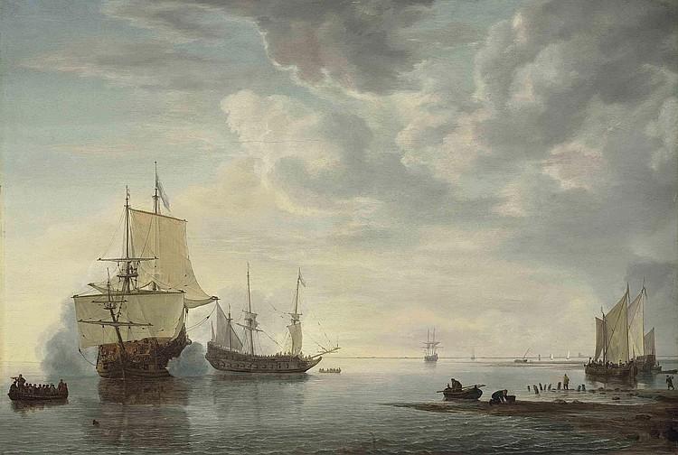 Simon Jacobsz. de Vlieger (Rotterdam 1600/1-1653 Weesp)