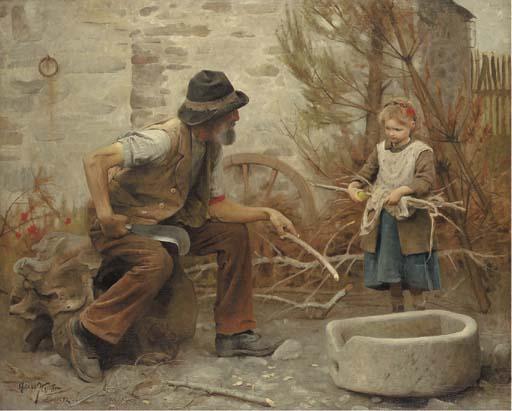 Arthur Hacker, R.A. (1858-1919)