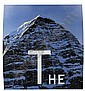 The Mountain, Edward Ruscha, Click for value