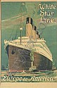 White Star Line, Europe to America