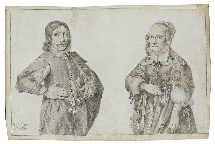 H. HOET (ACTIF ENTRE 1649-1663)