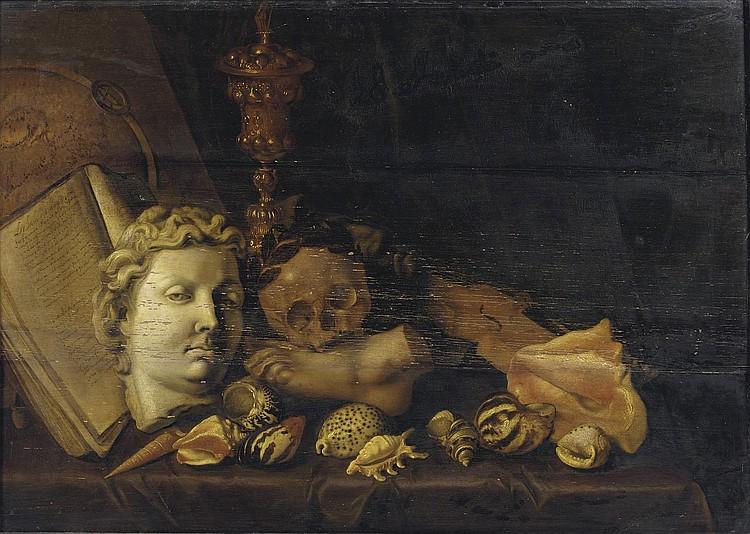 Circle of David Bailly (Leiden 1584-1657)