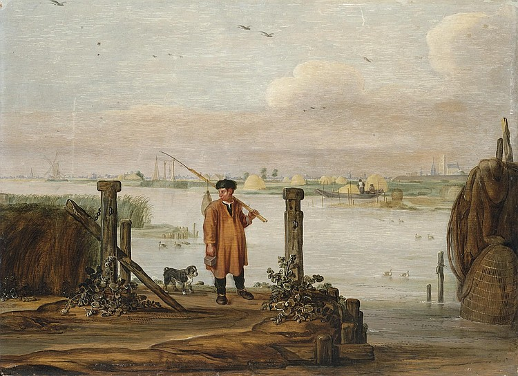 Arent Arentsz., called Cabel (Amsterdam c. 1586-1635)