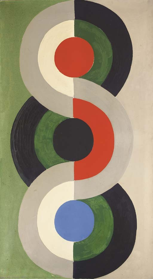SONIA DELAUNAY (1885-1979)