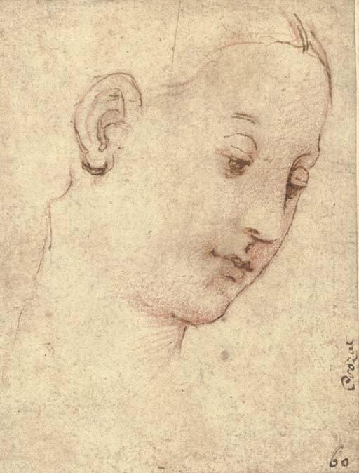 Raffaello Sanzio, called Raphael (Urbino 1483-1520 Rome)